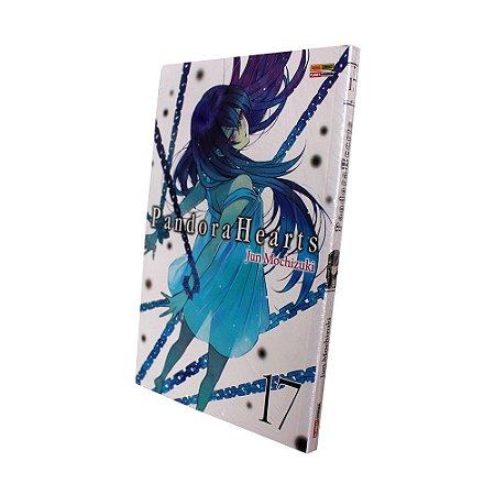 Pandora Hearts Vol. 17 - Pré-venda