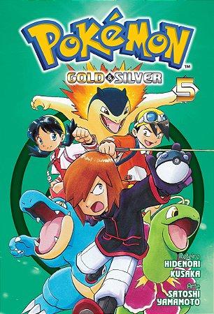 Pokemon Gold & Silver Vol. 5 - Pré-venda