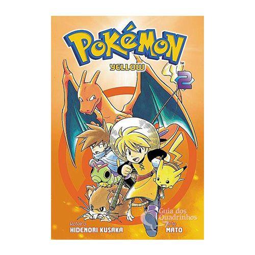 Pokémon Yellow Vol. 2 - Pré-venda