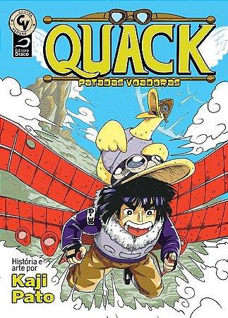 Quack Patadas Voadoras