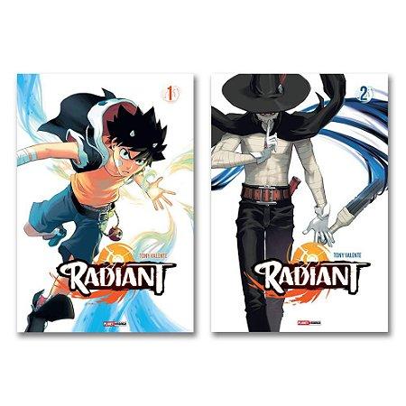 Radiant Vol. 1 e 2 - Pré-venda