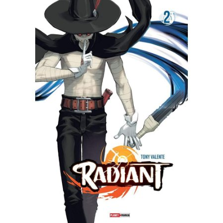 Radiant Vol. 2 - Pré-venda