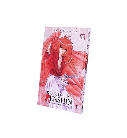 Rurouni Kenshin Vol. 6