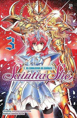 Saintia Shô Vol. 3 - Pré-venda
