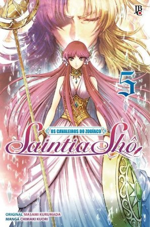 Saintia Shô Vol. 5 - Pré-venda