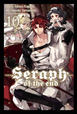 Seraph of the End Vol. 10 - Pré-venda