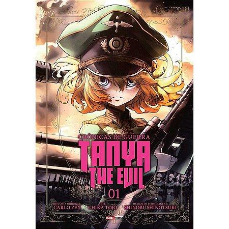 Tanya the Evil Vol.1 - Pré-venda