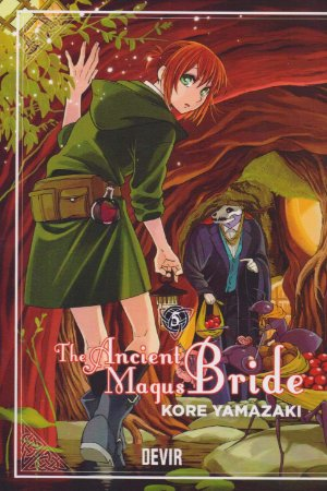 The Ancient Magus Bride Vol. 5 - Pré-venda