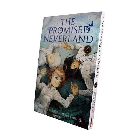 The Promised Neverland Vol. 4 - Pré-venda