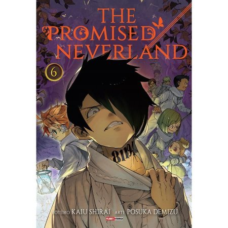 The Promised Neverland Vol.6 - Pré-venda