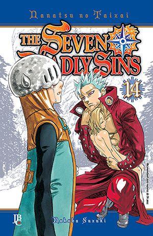 The Seven deadly Sins Vol. 14 - Pré-venda