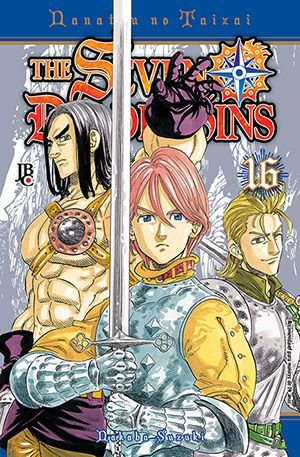 The Seven deadly Sins Vol. 16 - Pré-venda