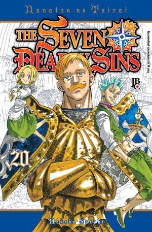 The Seven deadly Sins Vol. 20 - Pré-venda