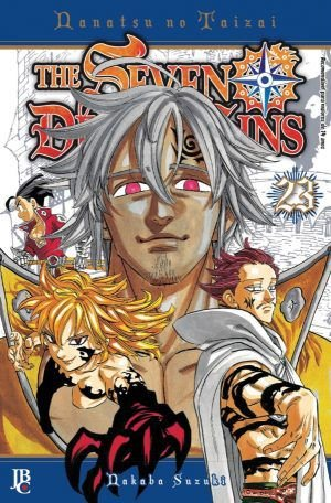 The Seven deadly Sins Vol. 23 - Pré-venda