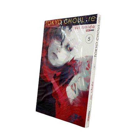 Tokyo Ghoul: Re Vol. 5 - Pré-venda