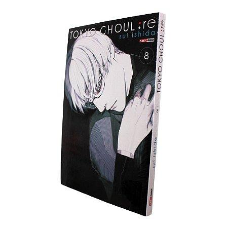 Tokyo Ghoul: Re Vol. 8 - Pré-venda