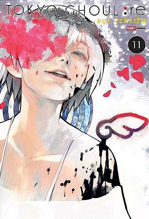 Tokyo Ghoul: re Vol.11 - Pré-venda