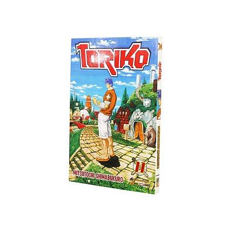 Toriko Vol. 11