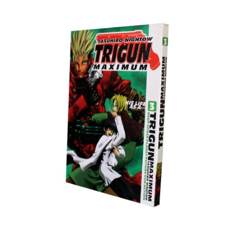 Trigun Maximum Vol. 3