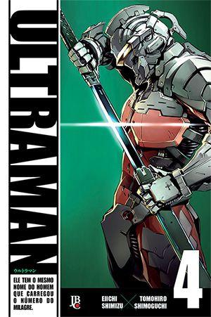 Ultraman Vol. 4 - Pré-venda