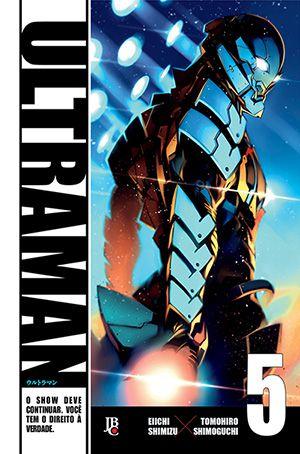Ultraman Vol. 5 - Pré-venda