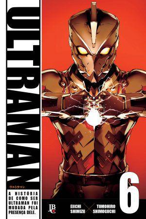 Ultraman Vol. 6 - Pré-venda