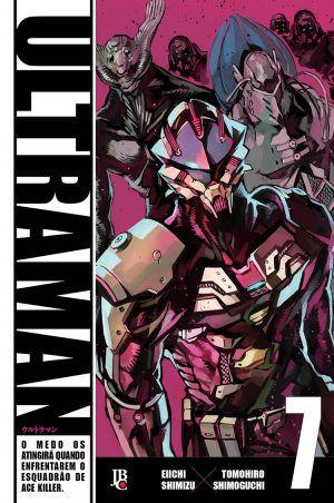 Ultraman Vol. 7 - Pré-venda