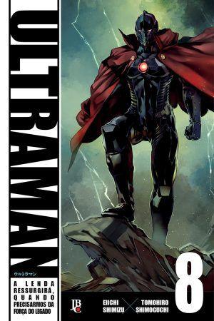 Ultraman Vol. 8 - Pré-venda