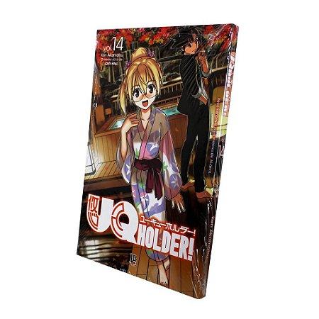 UQ Holder Vol. 14