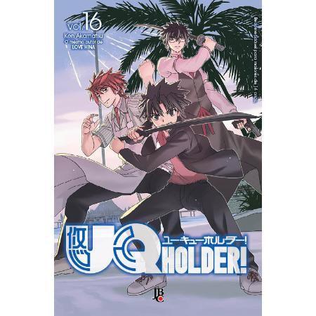 UQ Holder Vol. 16
