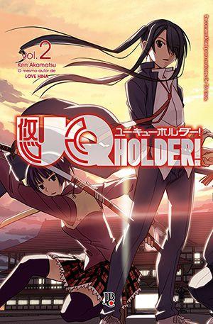 UQ Holder Vol. 2 - Pré-venda