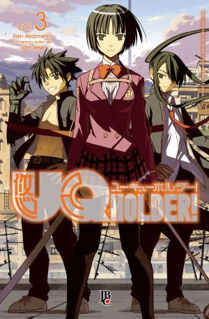 UQ Holder Vol. 3 - Pré-venda