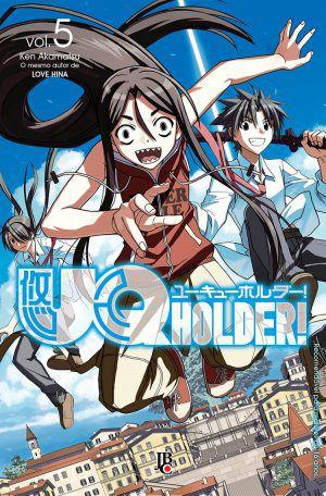 UQ Holder Vol. 5 - Pré-venda