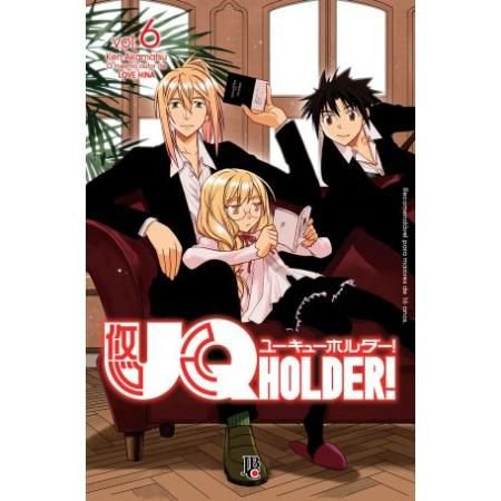 UQ Holder Vol. 6 - Pré-venda