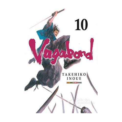 Vagabond Vol. 10 - Pré-venda