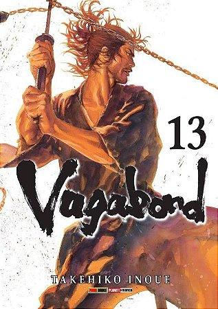 Vagabond Vol. 13 - Pré-venda