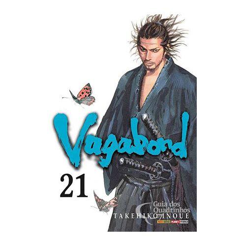 Vagabond Vol. 21 - Pré-venda