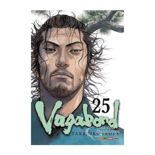 Vagabond Vol. 25 - Pré-venda