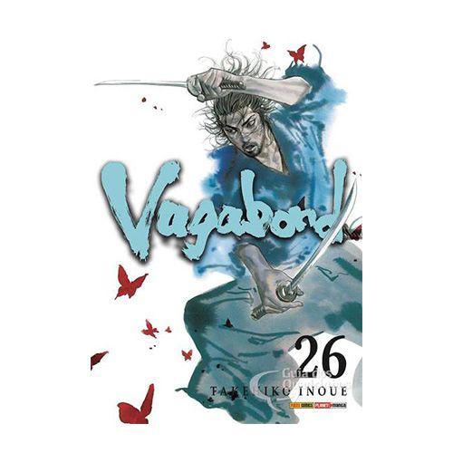 Vagabond Vol. 26 - Pré-venda
