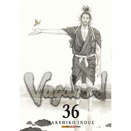 Vagabond Vol. 36 - Pré-venda