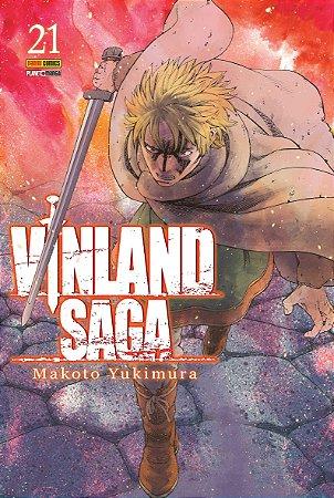 Vinland Saga Vol. 21 - Pré-venda