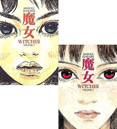 Witches Vol. 1 e 2 - Pré-venda