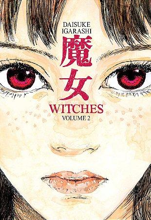 Witches Vol. 2 - Pré-venda