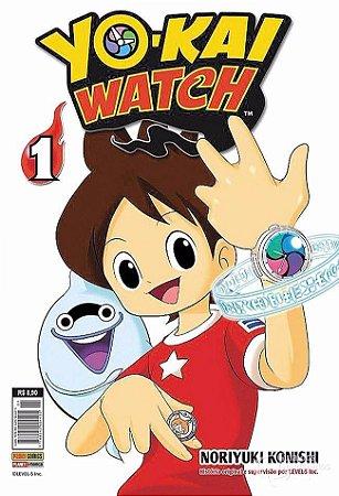 Yo-kai Watch Vol. 1 - Pré-venda