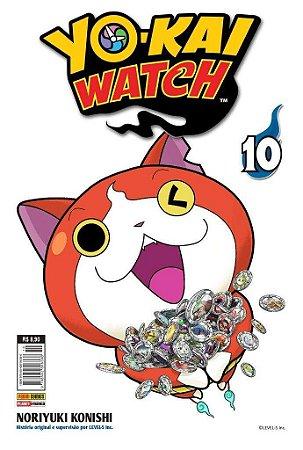 Yo-kai Watch Vol. 10 - Pré-venda