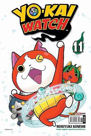 Yo-kai Watch Vol. 11 - Pré-venda