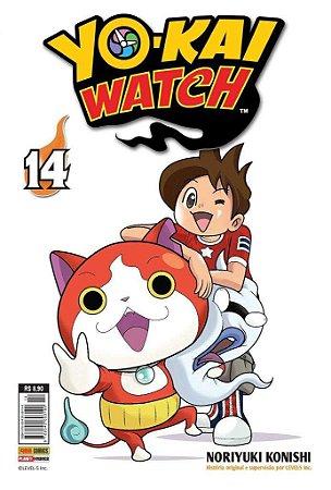 Yo-kai Watch Vol. 14 - Pré-venda