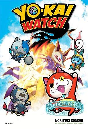 Yo-kai Watch Vol. 19 - Pré-venda