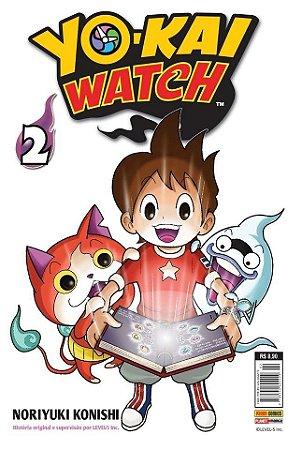 Yo-kai Watch Vol. 2 - Pré-venda