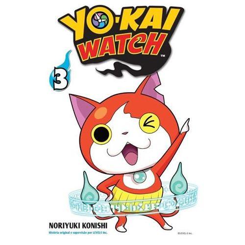 Yo-kai Watch Vol. 3 - Pré-venda